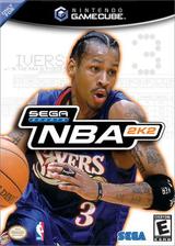NBA 2K2 GameCube cover (GBAE8P)