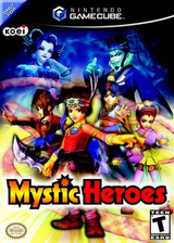 Mystic Heroes GameCube cover (GBHEC8)