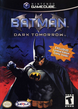 Batman: Dark Tomorrow GameCube cover (GBME7F)