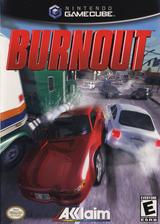 Burnout GameCube cover (GBOE51)