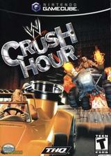WWE Crush Hour GameCube cover (GCHE78)