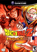 Dragon Ball Z - Budokai GameCube cover (GD7E70)
