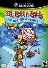 Ed, Edd n Eddy: The Mis-Edventures GameCube cover (GE9E5D)
