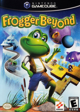 Frogger Beyond GameCube cover (GFGEA4)