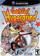 Go! Go! Hypergrind GameCube cover (GHGEEB)