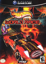 Hot Wheels: World Race GameCube cover (GHRE78)