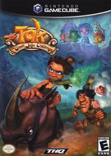 Tak: The Great JuJu Challenge GameCube cover (GJWE78)