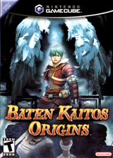 Baten Kaitos Origins GameCube cover (GK4E01)