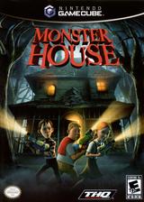 Monster House GameCube cover (GK5E78)