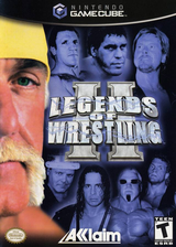 Legends of Wrestling 2 GameCube cover (GL2E51)