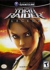 Lara Croft Tomb Raider: Legend GameCube cover (GL8E4F)