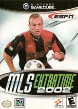ESPN MLS Extra Time 2002 GameCube cover (GMLEA4)