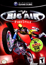 Big Air Freestyle GameCube cover (GMRE70)