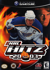 NHL Hitz 2003 GameCube cover (GN3E5D)