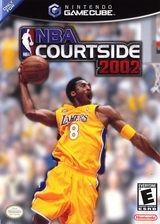 NBA Courtside 2002 GameCube cover (GNBE01)