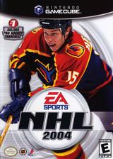 NHL 2004 GameCube cover (GNVE69)