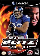NFL Blitz 2003 GameCube cover (GO3E5D)