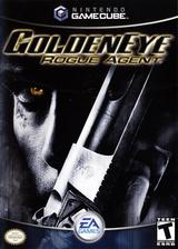 GoldenEye: Rogue Agent GameCube cover (GOYE69)