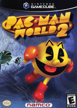 Pac-Man World 2 GameCube cover (GP2EAF)