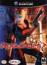Rogue Ops GameCube cover (GP9E7F)