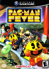 Pac Man Fever GameCube cover (GPMEAF)
