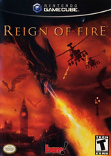 Reign of Fire GameCube cover (GR9E6L)