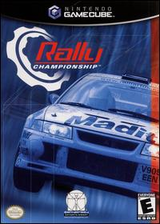 Rally Championship GameCube cover (GRAE5Z)