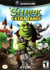 Shrek Extra Large GameCube cover (GS9E6S)