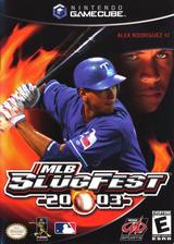MLB SlugFest 2003 GameCube cover (GSGE5D)