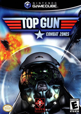 Top Gun: Combat Zones GameCube cover (GTGE60)