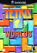 Tetris Worlds GameCube cover (GTRE78)