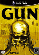 Gun GameCube cover (GUME52)