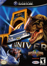 Universal Studios Theme Park Adventure GameCube cover (GUSE7F)