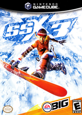 SSX 3 GameCube cover (GXBE69)