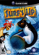 Surf's Up GameCube cover (GXUE41)