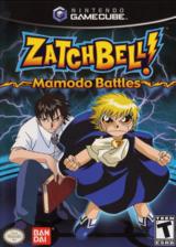 Zatch Bell! Mamodo Battles GameCube cover (GYKEB2)