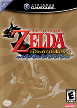 The Legend of Zelda: The Wind Waker GameCube cover (GZLE01)