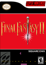 Final Fantasy II VC-SNES cover (JC8E)