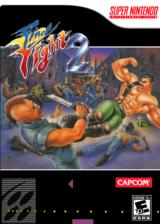 Final Fight 2 VC-SNES cover (JDDE)