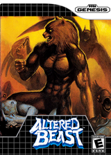 Altered Beast VC-MD cover (MAAE)