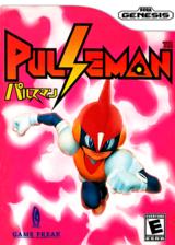 Pulseman VC-MD cover (MBAN)