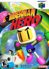 Bomberman Hero VC-N64 cover (NA3E)