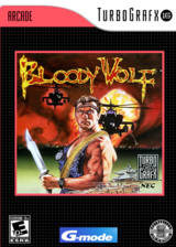 Bloody Wolf VC-PCE cover (PA6E)