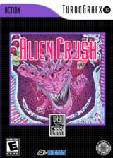 Alien Crush VC-PCE cover (PA7E)