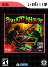 Splatterhouse VC-PCE cover (PA9E)