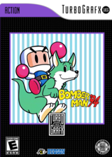 Bomberman '94 VC-PCE cover (PAGN)
