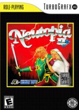 Neutopia II VC-PCE cover (PB2E)