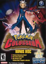 Pokémon Colosseum Bonus Disc GameCube cover (PC6E01)