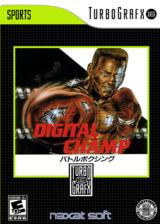 Digital Champ Battle Boxing VC-PCE cover (PCSN)
