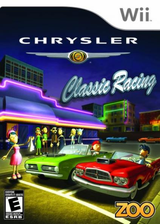 Chrysler Classic Racing Wii cover (R3CE20)